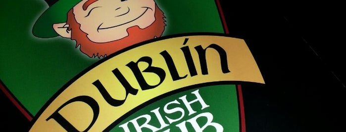 Dublin Irish Pub is one of Colombia.