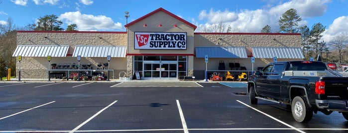 Tractor Supply is one of Visited stores 3.0 2018-?.