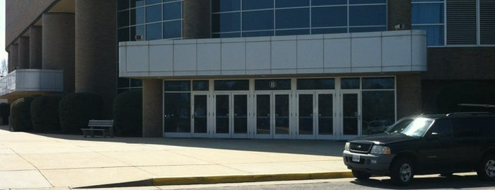 Convocation Center is one of NCAA Division I Basketball Arenas/Venues.