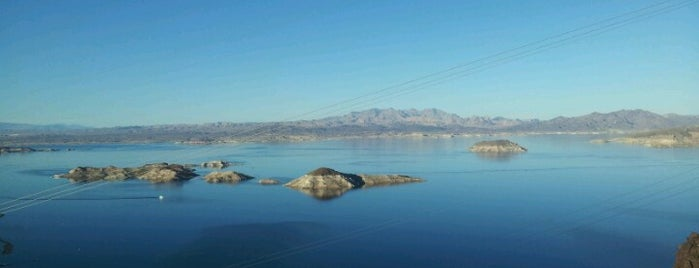 Lake Mead National Recreation Area is one of Viva Las Vegas.