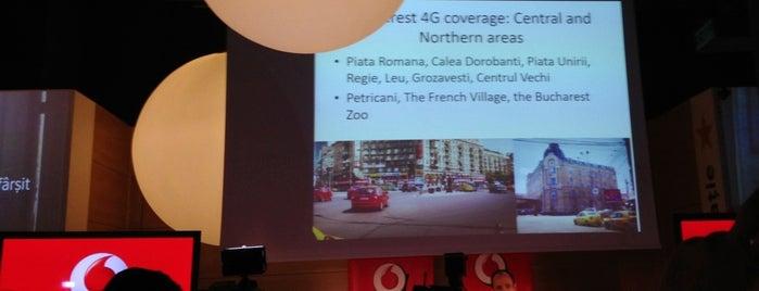 Vodafone Experience Store is one of สถานที่ที่ Alexandru ถูกใจ.