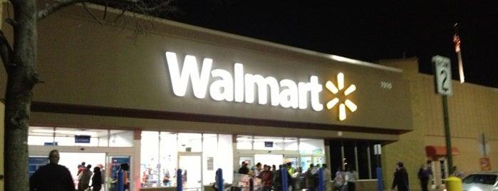 Walmart is one of Posti che sono piaciuti a Sylvia.