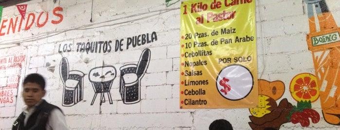 Taquitos de Puebla is one of Oaxaca y Puebla.