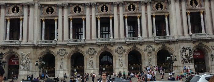 W Paris – Opéra is one of dex.