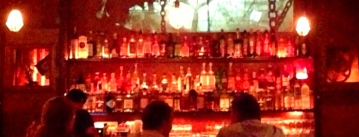 Alchemist Bar & Lounge is one of SF Sipping.