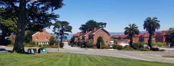 The Presidio Of San Francisco is one of Bay Area.