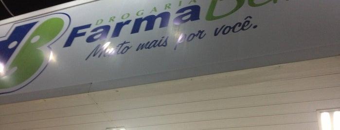 Farmabem is one of Bruno : понравившиеся места.