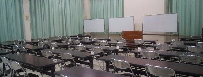 長野県松本技術専門校 is one of ロケ場所など.