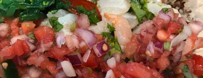 My Ceviche is one of Miami.