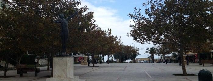 Πλατεία Ραφήνας is one of Greece 2.