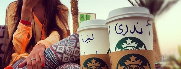 Starbucks is one of Sharm Elsheikh.