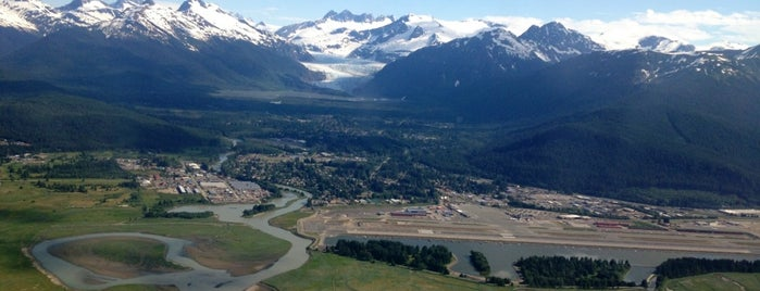 Juneau International Airport (JNU) is one of Airports I've Been To.