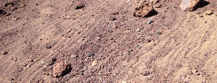 Mauna Kea Ice Age Natural Area Preserve is one of Lugares favoritos de Emme.