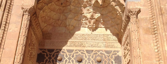 Abdullatif (Latifiye) Camii is one of Mardin - Diyarbakır.