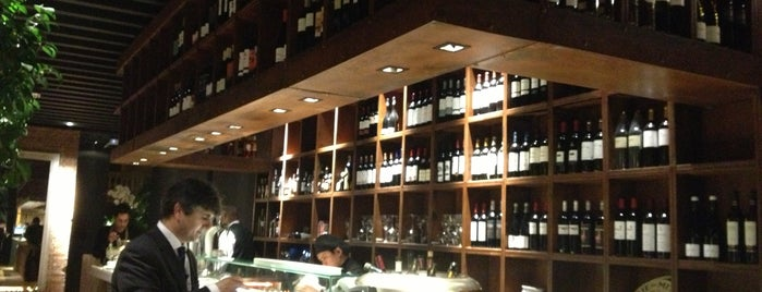 Lobby Market is one of Tapeo.