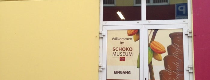 Schokomuseum is one of Luups.