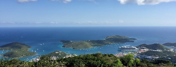 U.S. Virgin Islands is one of John 님이 좋아한 장소.