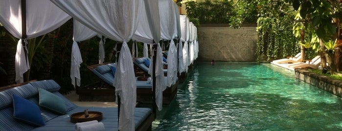 The Elysian Boutique Villa Hotel Bali is one of Design Hotels.