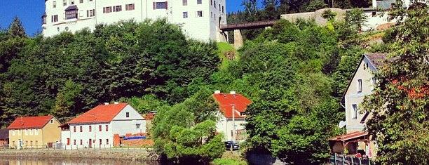 Hrad Rožmberk | Castle Rozmberk is one of To visit list.