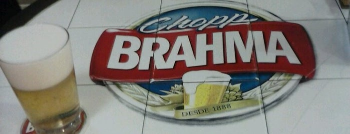 Quiosque Chopp Brahma is one of Chopperias.