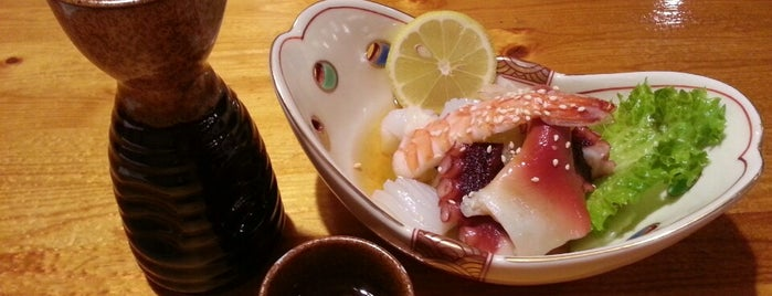 Umezono Japanese Restaurant is one of Atlanta bucket list.