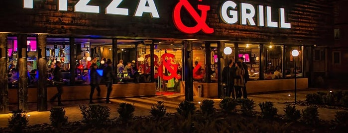 Pizza & Grill is one of Одесса.