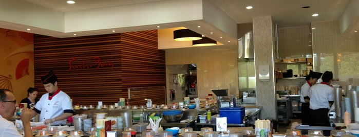 Sushi Bay is one of Sushi.