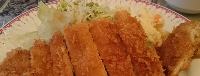 レストラン・喫茶 おもかげ is one of Raheemさんの保存済みスポット.