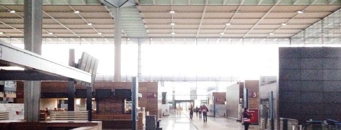 Berlin Brandenburg Airport Willy Brandt (BER) is one of Airports Europe.