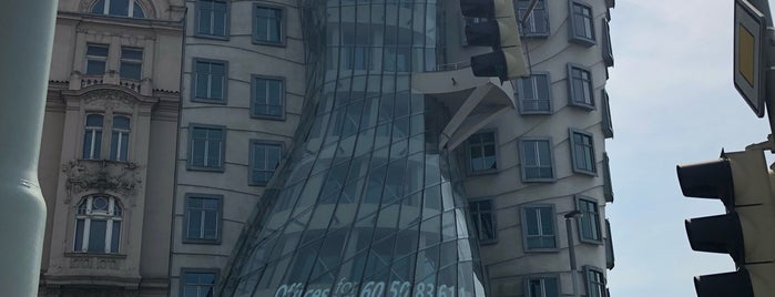 Dancing House Hotel is one of Tempat yang Disukai Suheyla.