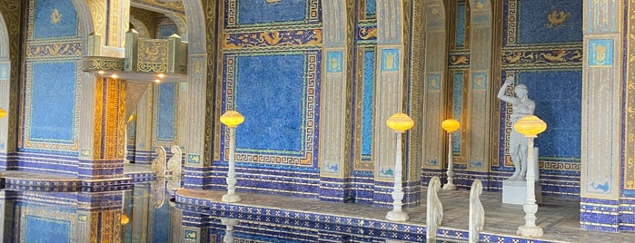 Hearst Castle Roman Pool is one of Pacific Coast Highway.