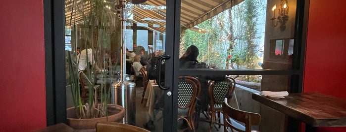 Mathilde French Bistro is one of SF-2.