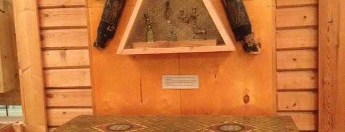 Музей истории художественных промыслов is one of Культура.