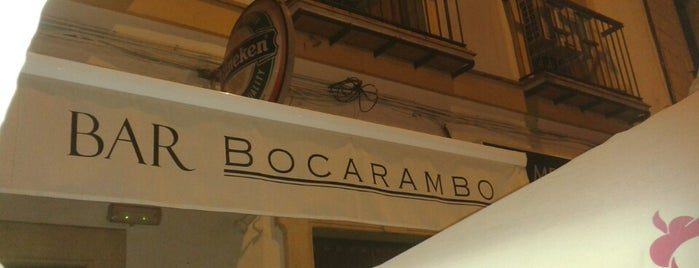 Bocarambo is one of HL Restaurantes Try SP.