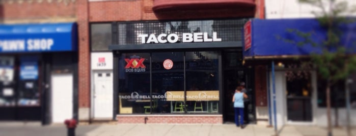 Taco Bell Cantina is one of Rick E 님이 저장한 장소.