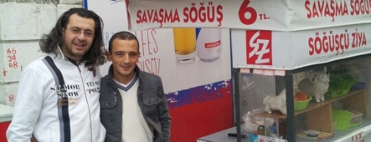 Savaşma Söğüş is one of สถานที่ที่ Koray ถูกใจ.