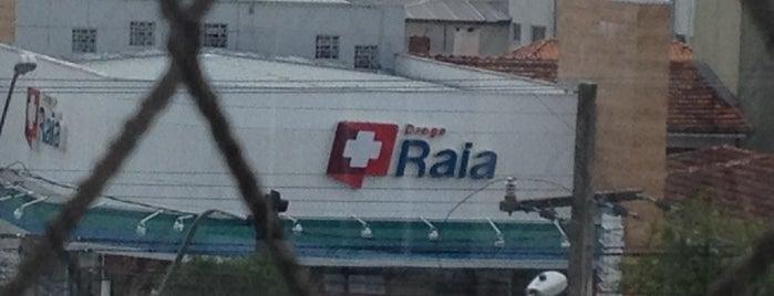 Droga Raia is one of Locais curtidos por Farid Meire.