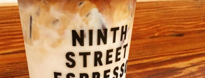 Ninth Street Espresso is one of East Village.