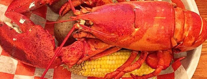 Red Hook Lobster Pound is one of FoodandLashNYC.