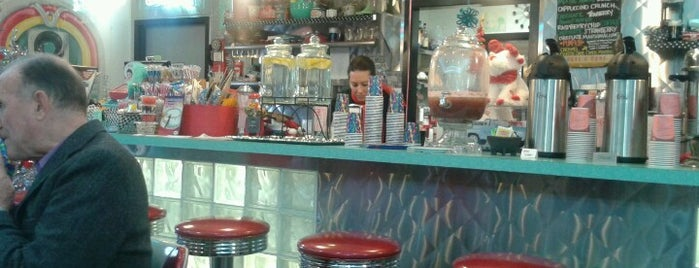 DJ's Taste of the 50's Diner is one of Foodie - Misc 1.