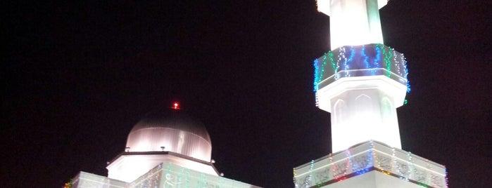 Bait-ul-Nur Masjid is one of Calgary.