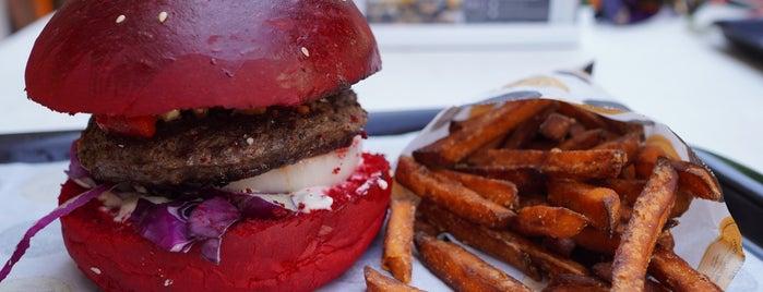 EPIC burger is one of Posti salvati di Adam.