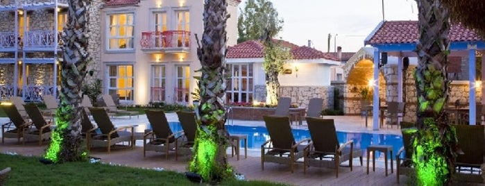 Casaoliva Hotel is one of Gülnur : понравившиеся места.