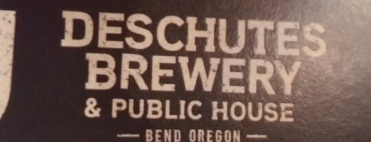 Deschutes Brewery Bend Public House is one of Top 10 Craft Beer Brewery List.