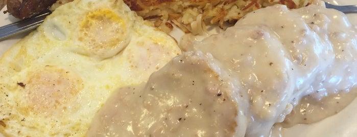 Patty's Eggnest & Turkey House in Arlington is one of สถานที่ที่ Wendy ถูกใจ.