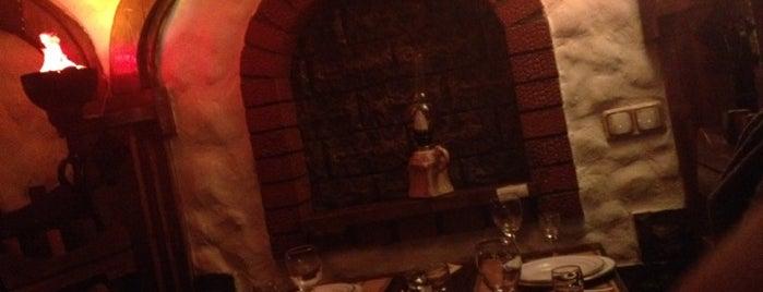Золотой шафран is one of Еда в Москве и рядом.