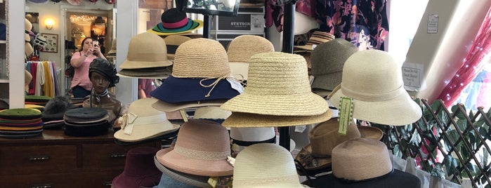 The Hat Co. is one of Road trip - LA to SF.