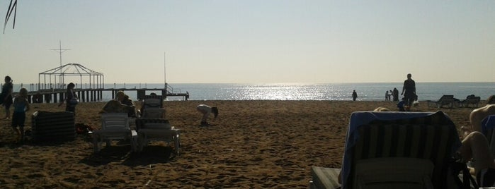 Concorde Beach is one of Дмитрий 님이 좋아한 장소.