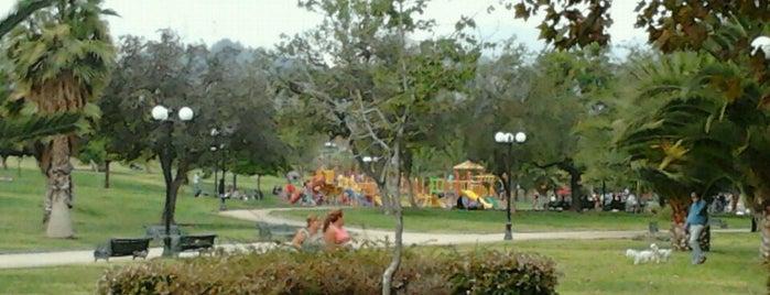 Parque de los Reyes is one of hello stgo!.