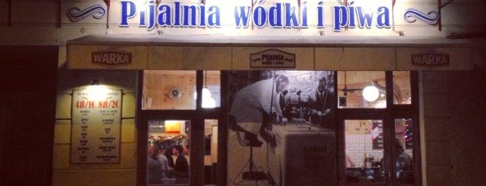Pijalnia Wódki i Piwa is one of Krakow.
